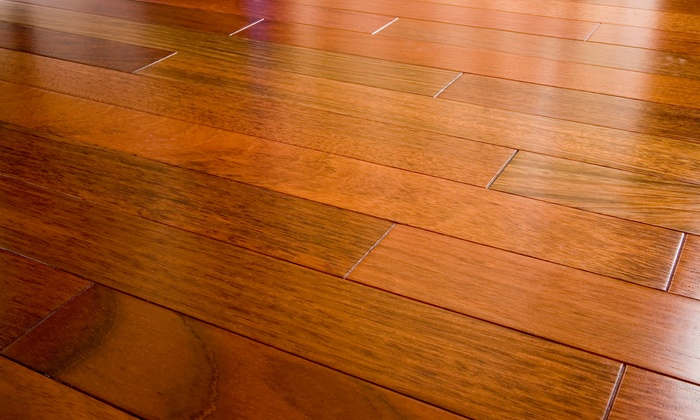 King-Witzel Construction - Lansing: Hardwood-Floor Refinishing for Up to 250 or 500 Square Feet from King-Witzel Construction (Half Off)