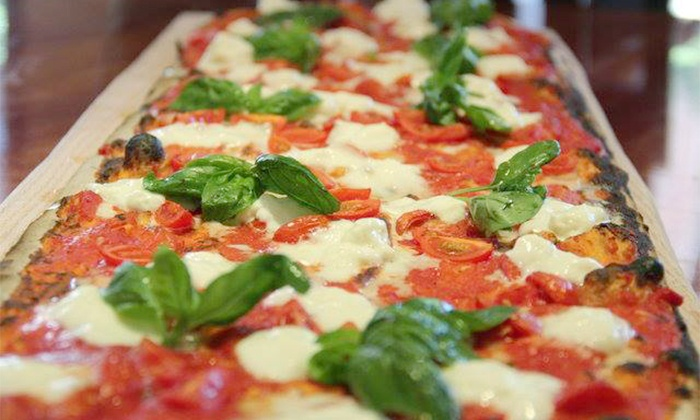 Numero 28 Pizzeria - Numero 28 Pizzeria: Pizza and Pasta at Numero 28 Pizzeria (Up to 50% Off). Two Options Available.