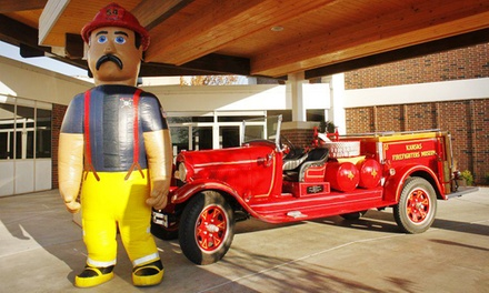Museum Outing for Four, Six, or Eight at Kansas Firefighters Museum (Up to 48% Off)