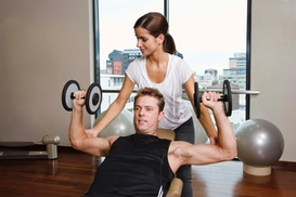 Leverage Fitness Studio: $90 Off Purchase of Seven Personal Training Sessions with Denise at Leverage Fitness Studio