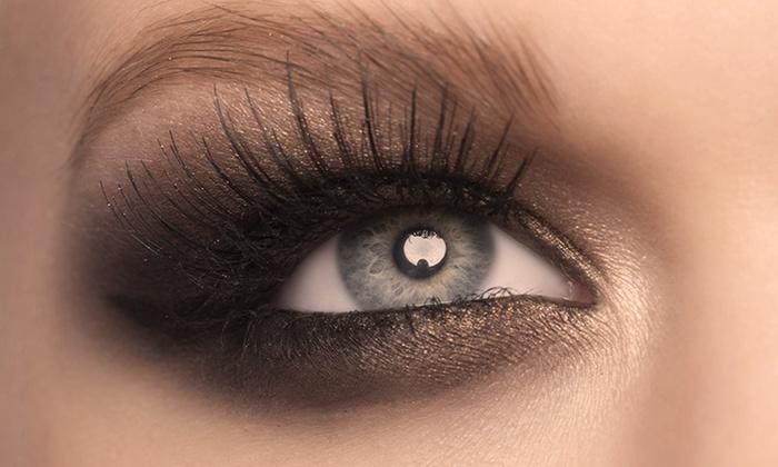CC Beauty Bar - Robertson: $175 for a Full Set of Eyelash Extensions at CC Beauty Bar ($350 Value)