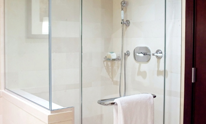 Nelson Glass - Golden Key Plaza: $99 for $200 Toward Shower Enclosures and Fully Framed Windows from Nelson Glass