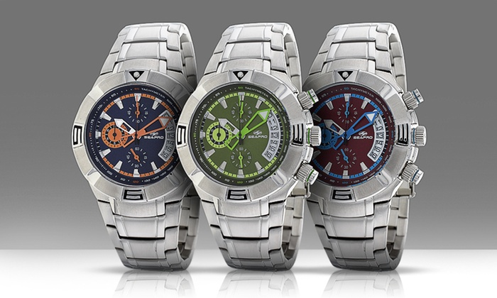 Men's Chronograph Watches: Men's Chronograph Watch. Multiple Designs Available. Free Shipping and Returns.