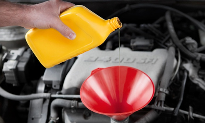 All Tune & Lube - Madison: Oil Change with Rotation, Wiper Blades, Inspection, and Optional Radiator Flush at All Tune & Lube (Up to 69% Off)