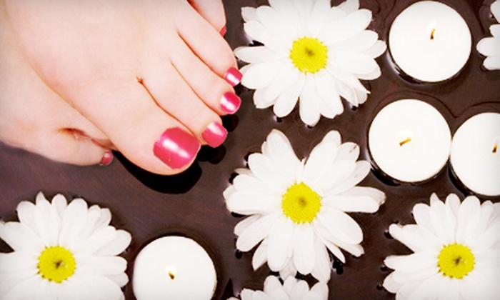 Shelly's Salon & Spa - Itasca: One, Three, or Five Reflexology Sessions with Aromatherapy Treatments at Shelly's Salon & Spa (Up to 69% Off)