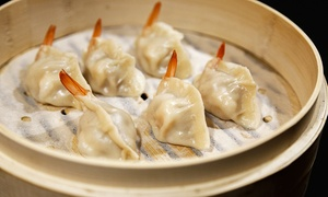 Dough Zone: $15 for $25 Worth of Dumplings, Noodles, and Chinese Cuisine for Two or More for Dine-In at Dough Zone