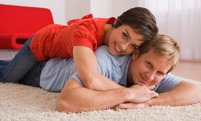 Miller's Carpet Care - South Pointe: Carpet Cleaning for Three Rooms or 1,000 Square Feet, or Upholstery Cleaning from Miller's Carpet Care (Up to 80% Off)