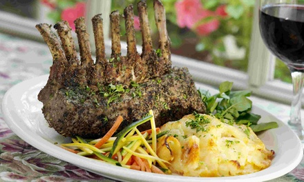 $23 for $40 Worth of Continental Cuisine at Grand Finale