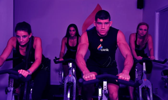 Sparkk Fitness - Huntington Station: Two Weeks of Fitness Classes at Sparkk Fitness (45% Off)