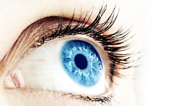 De Lis Salon & Spa - Manhasset: Organic, Natural Individual Eyelash Extensions with Optional Fill at De Lis Salon & Spa (Up to 66% Off)
