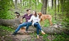 Lavender Studios - York University Heights: Engagement or Family Photo Shoot with Prints and Digital Images from Lavender Studios (Up to 83% Off)