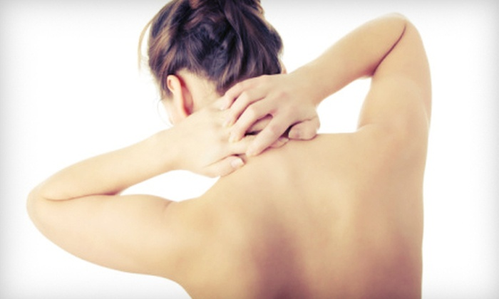 Pirmann Family Chiropractic - Irvine Business Complex: $29 for a 50-Minute Massage, Exam, Consult, and X-rays at Pirmann Family Chiropractic in Irvine ($335 Value)