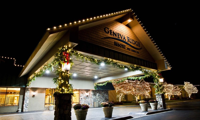 Geneva Ridge Resort - Geneva: One- or Two-Night Stay at Geneva Ridge Resort at Lake Geneva, WI