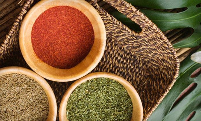 Milford Spice Company: Cooking Spices with Free Shipping from Milford Spice Company (Up to 59% Off). Three Options Available.