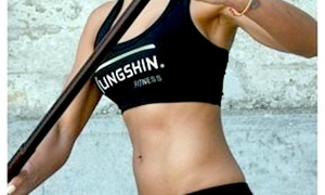 Jungshin Fitness®: 10 60-Minute Strength and Conditioning Classes from Jungshin Fitness® (70% Off)