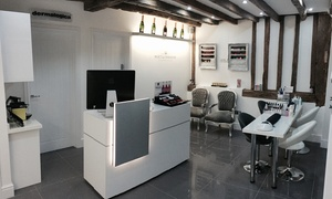 The Skin Center, Reading UK: Gel Manicure and Optional Pedicure with a Glass of Bubbly at The Skin Center, Reading (Up to 75% Off)