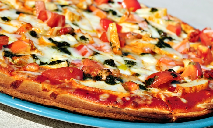 Rosati's Pizza - Brookfield: Medium or Large Two-Topping Pizza with Garlic Bread at Rosati's Pizza (Up to 51% Off)