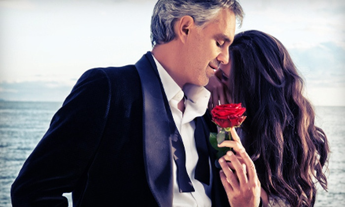 Andrea Bocelli - Pepsi Center: Andrea Bocelli at Pepsi Center on June 5 at 7:30 p.m. (Up to 42% Off)