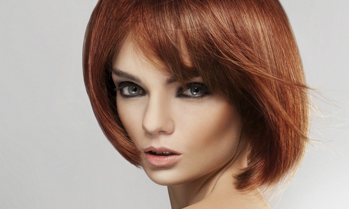 Salon Revive - U Street - Cardozo: Haircut, Shampoo, and Style with Single-Process Color or Highlights at Salon Revive (Up to 36% Off)