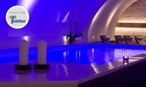 Kalika: Percorso Spa con massaggio per 2 persone al centro Kalika (sconto 50%)