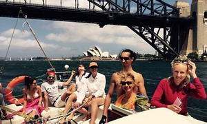 Asail Yacht Charters: Three-Hour Sailing Experience for One ($65), Two ($125) or Four People ($245) with Asail Sydney (Up to $520 Value)