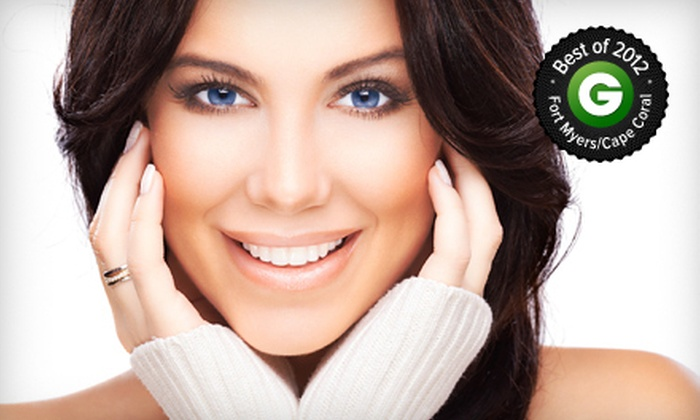 The Laser Lounge Spa - Estero: Fraxel Laser Treatment with Visia Skin Analysis and Option for Customized Facial at The Laser Lounge Spa (Up to 83% Off)