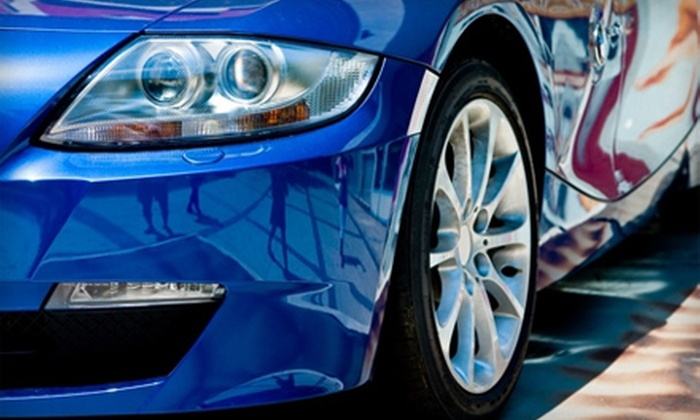 Eco Wash Waterless Car Wash - Hermosa Beach: Complete Interior and Exterior Detailing for a Car, SUV, or Truck at Eco Wash Waterless Car Wash (Half Off)