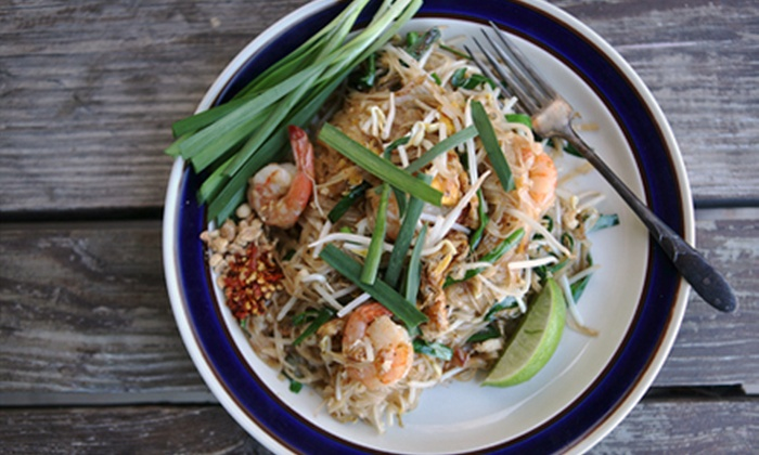 Thai Fresh - Bouldin: Thai Cooking Class for One or Two at Thai Fresh (Up to Half Off)