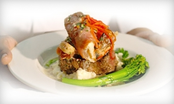 1620 - Walnut Valley: $25 for $50 Worth of Fine Dining and Wine at 1620