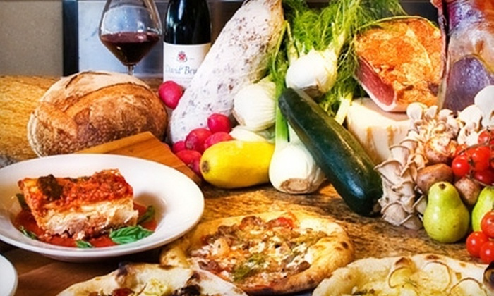 Humble Pie - Multiple Locations: $10 for $20 Worth of Gourmet Pizza and Drinks at Humble Pie