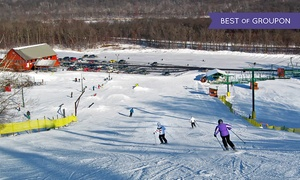 Wild Mountain/Taylors Falls Recreation: Skiing or Snowboarding at Wild Mountain Ski and Snowboard Area (Up to 42% Off). Two Options.