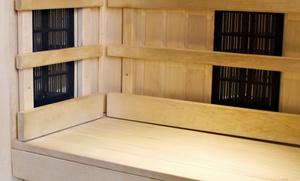 CASA DE LOS REMEDIOS: Four or Eight Infrared Sauna Sessions at Casa de Los Remedios (Up to 82% Off)