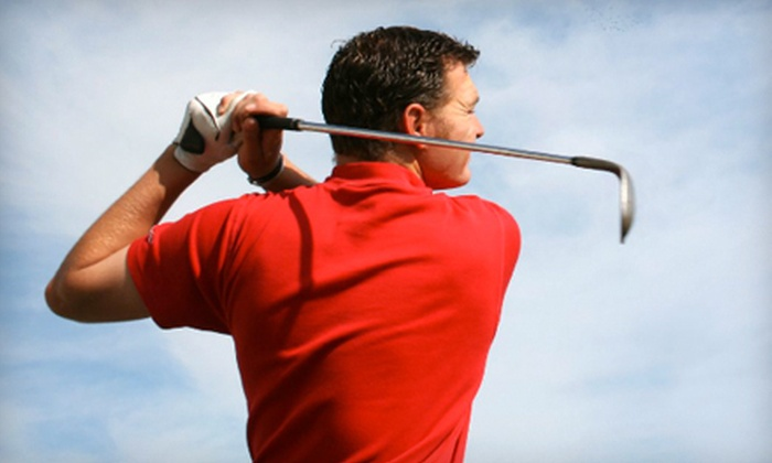 GrandRapidsGolfLesson.com - Westside Connection: $24 for Private Golf-Swing Analysis and Coaching Session with PGA Instructor from GrandRapidsGolfLesson.com ($75 Value)
