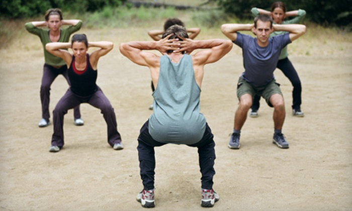 Elite Bodies in Motion Fitness Training - Long Beach: 5 or 10 Boot-Camp Classes at Elite Bodies in Motion Fitness Training (Up to 69% Off)
