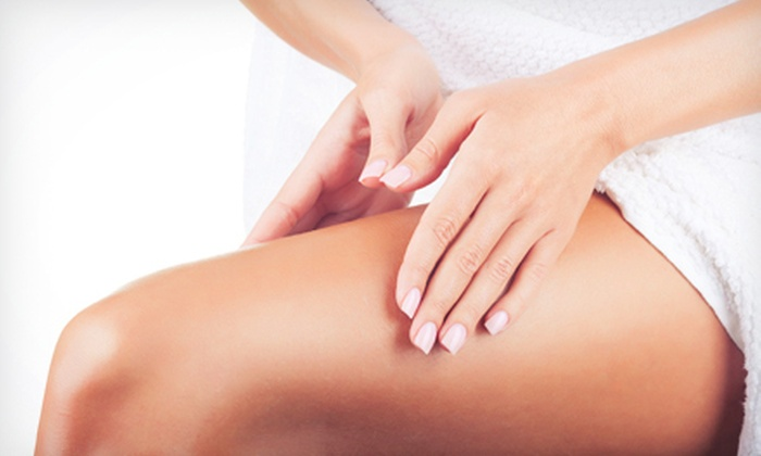 Non-Surgical Clinic of the Twin Cities - Maple Grove: $149 for Six Slimspec Cellulite-Reduction Treatments at Non-Surgical Clinic of the Twin Cities ($1,494 Value)
