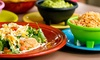 Mexican Café  - Annapolis: Tacos, Burritos, and Margaritas at Mexican Café (Up to 45% Off). Three Options Available.
