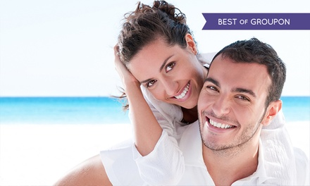 £129 for Teeth Whitening Trays at Brunswick Dental Rooms (Up to 48% Off)