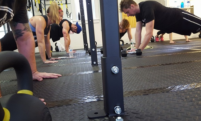 Alloy Fitness - Alloy Fitness: Five Fitness Classes at Alloy Fitness (39% Off)