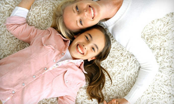 Baseline Carpet Cleaning - Edmonton: C$189 for Carpet Cleaning for Six Rooms from Baseline Carpet Cleaning (C$549 Value)