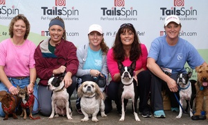 TailsSpin: $20 for $35 Worth of 5k race at TailsSpin
