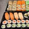 Sushi-afhaalbox 47 of 94 stuks