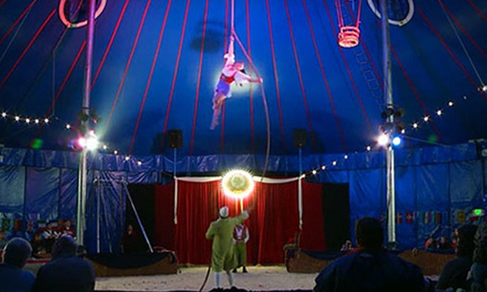 Zoppé Family Circus - Addison: $26 for a Circus Outing for Two at Zoppé Family Circus in Addison (Up to $53 Value). Nine Dates Available.