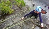 Kaf Adventures - Multiple Locations: Half- or Full-Day Guided Climb for One from Kaf Adventures (Up to 51% Off)