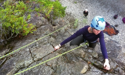 Half-Day Guided Climb for One or Two from KAF Adventures (Up to 41% Off)