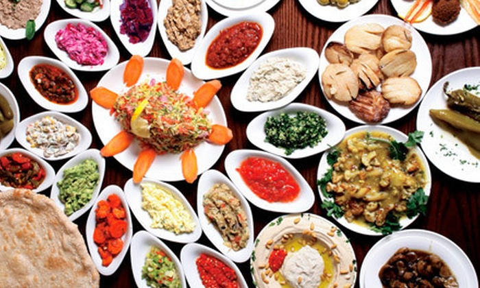 Itzik Hagadol Grill - Encino: $15 for $30 Worth of Israeli and Middle Eastern Fare at Itzik Hagadol Grill in Encino