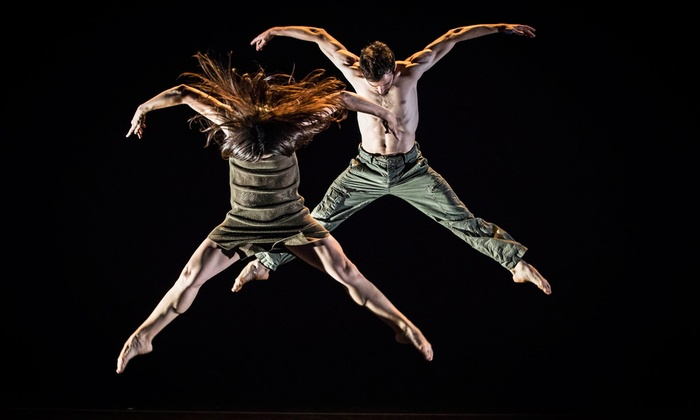 BodyTraffic - Jorgensen Center for the Performing Arts: BodyTraffic for Two at Jorgensen Center for the Performing Arts on March 12 at 7:30 p.m. (Up to 50% Off)