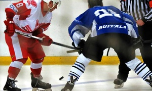 Haringey Racers: Ice Hockey: Haringey Racers Home Fixtures at Alexandra Palace, 3 September - 19 November (50% Off)