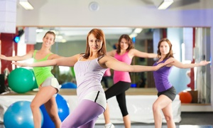 Power & Peace Studio: 10 Zumba Classes at Power & Peace Studio (44% Off)