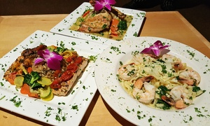 Detroit Seafood Market: Upscale Seafood Meal for Two or Four at Detroit Seafood Market (50% Off)