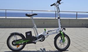 ECOMOVINGRENT: 1 día de alquiler de bicicleta eléctrica desde 14,95 € o 1 semana por 49,95 €
